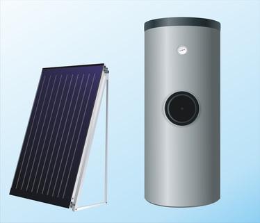 Qu 39 est ce que le rafra chissement solaire thermique - Quel chauffe eau electrique choisir ...