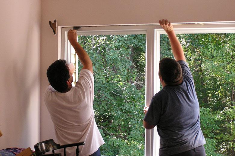 Chiffrage fenêtre alu