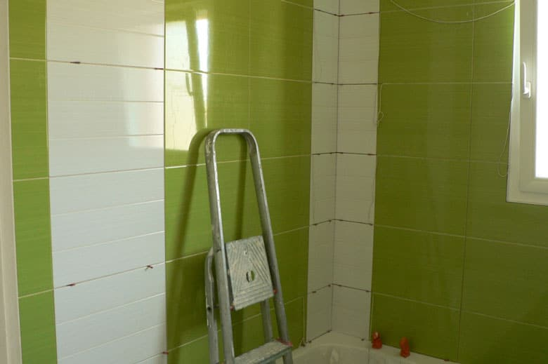 Chiffrage salle de bain