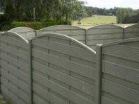 Devis clôture béton