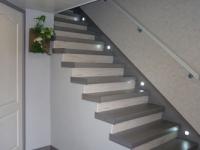 Devis escalier en béton