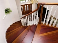 Devis escalier en bois