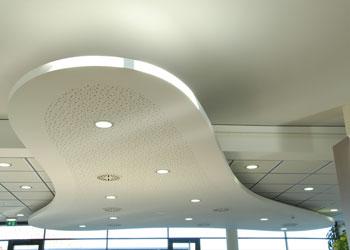 Devis faux plafond comparez 5 devis gratuits for Devis plafond suspendu