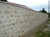 Devis mur de clôture