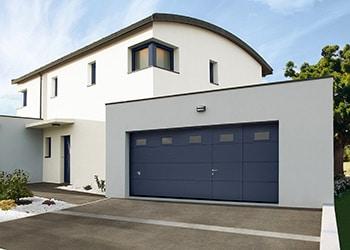 Devis porte de garage sectionnelle