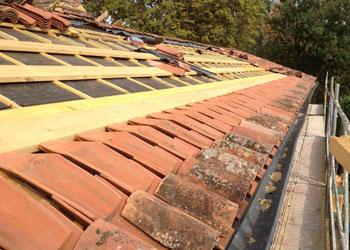 Devis r novation toiture comparez 5 devis gratuits for Devis toiture 100m2