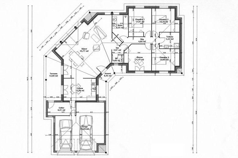 Cout De La Construction D Une Maison prix construction maison | trouver un artisan dans votre ville