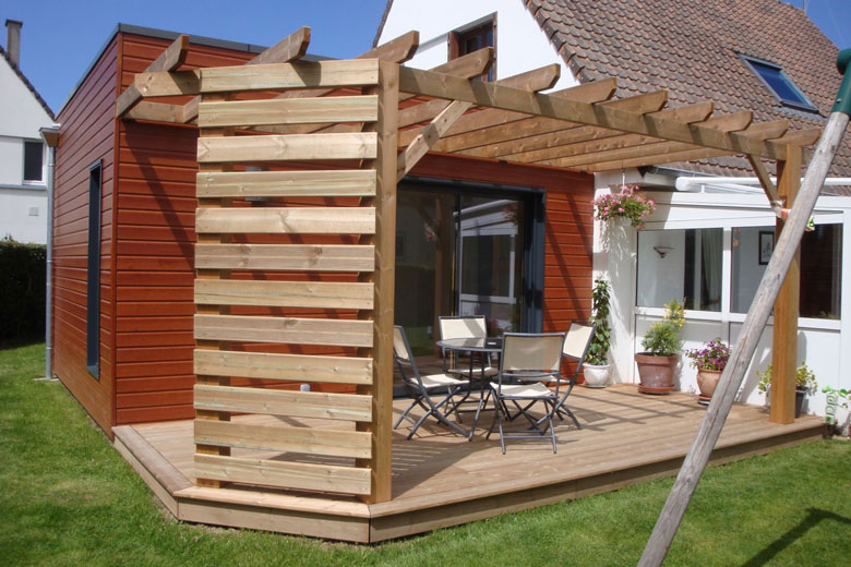 plan de pergola en bois gratuit beautiful plan maison bois with plan de pergola en bois gratuit. Black Bedroom Furniture Sets. Home Design Ideas