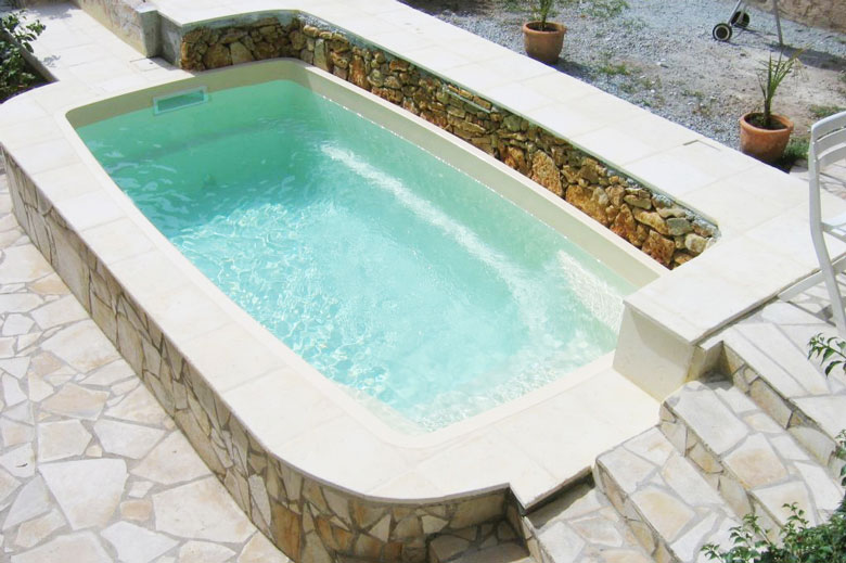 Devis piscine coque mon for Piscine enterree prix