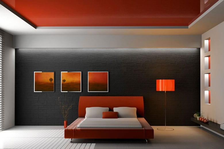 prix plafond tendu mon. Black Bedroom Furniture Sets. Home Design Ideas