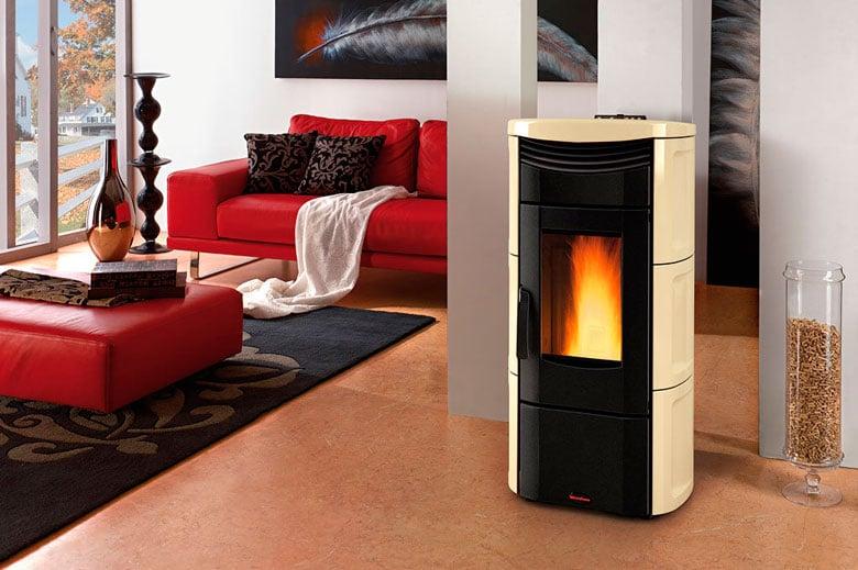 prix poele pellets cool poele a pellet karmek one prix. Black Bedroom Furniture Sets. Home Design Ideas