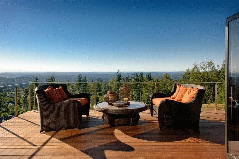 Devis terrasse en bois mon for Prix d une terrasse en bois exotique