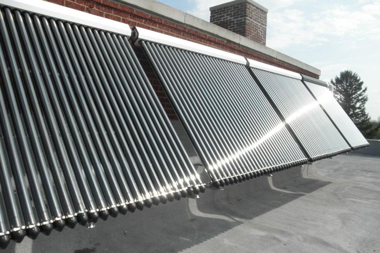 Types devis chauffage solaire