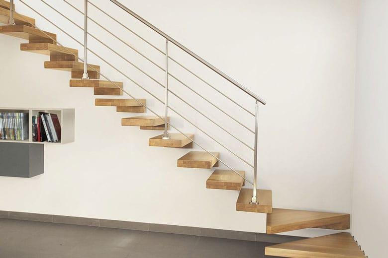Types devis escalier