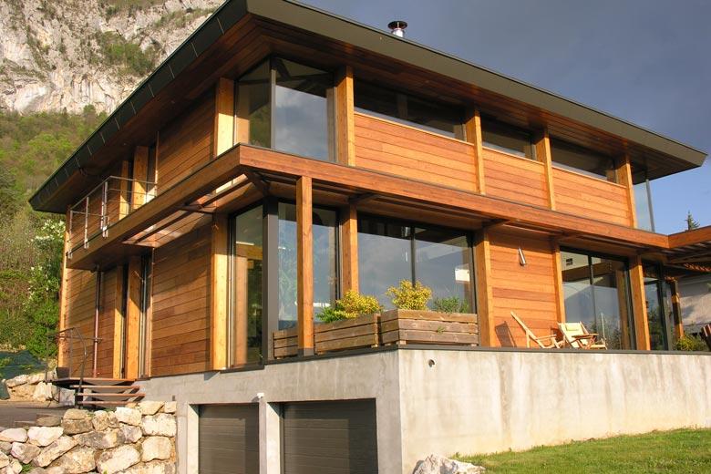 Prix maison ossature bois trouver un artisan dans votre ville for Maison ossature en bois prix