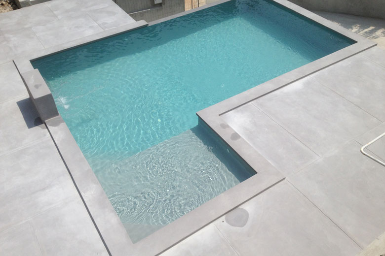 Devis piscine en b ton mon for Piscine kit beton