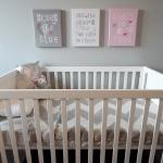 C'est la fin des travaux dans la chambre du bébé ? Il est temps de l'emménager !