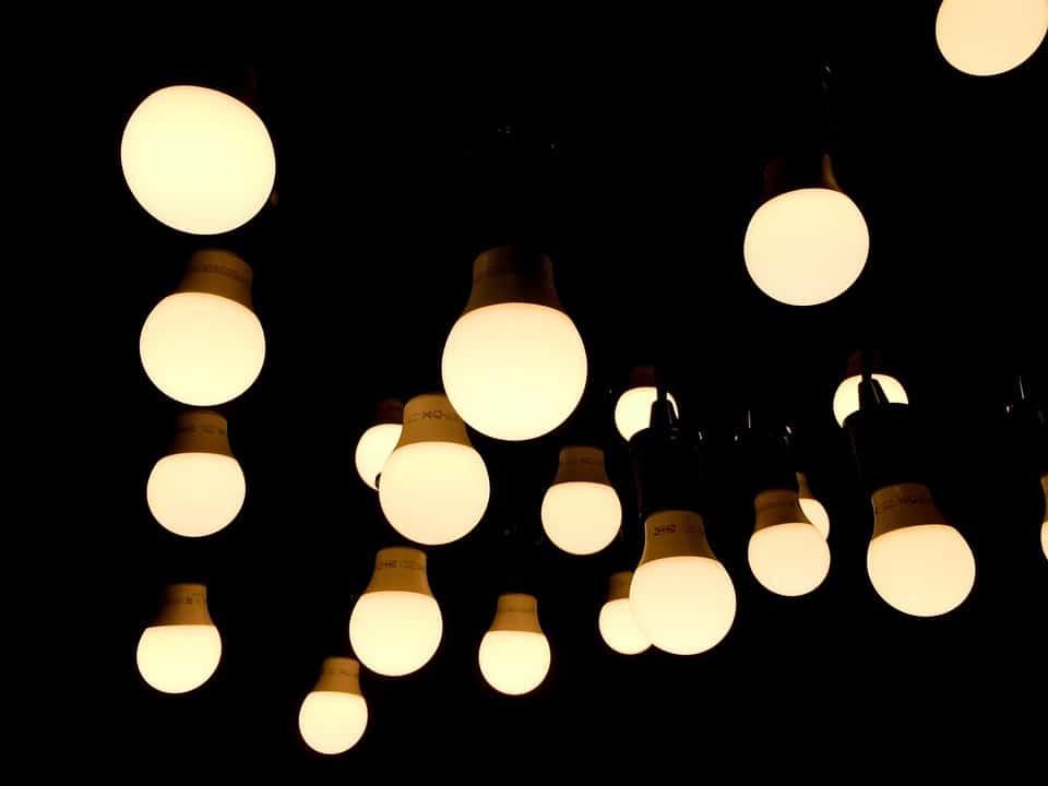 Ampoules électricité
